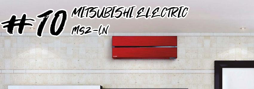 Muestra el aire acondicionado Mitsubishi Electric MSZ-LN35VG