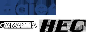 Garantía HAIER-HEC